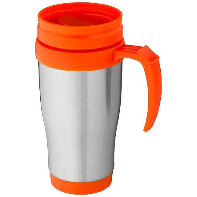 Termohrnek Sanibel - oranžová