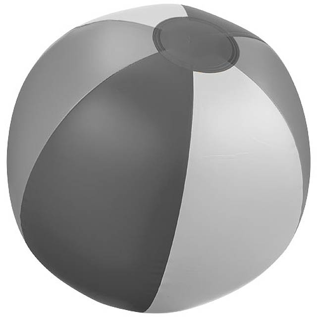inflatable ball - grey