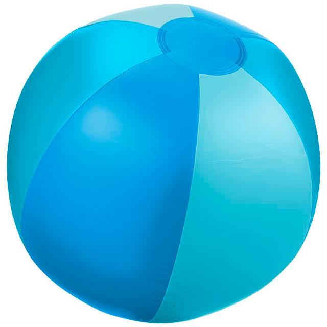 nafukovacia lopta - modrá