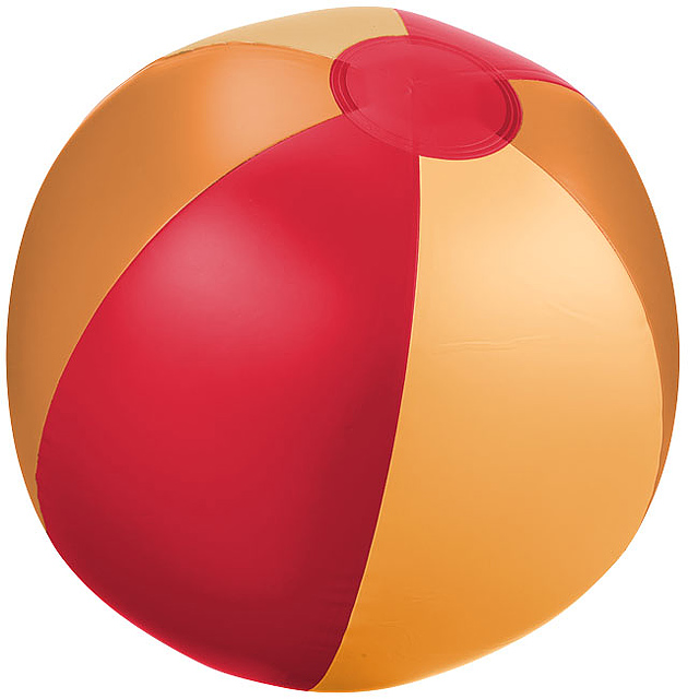 inflatable ball - red