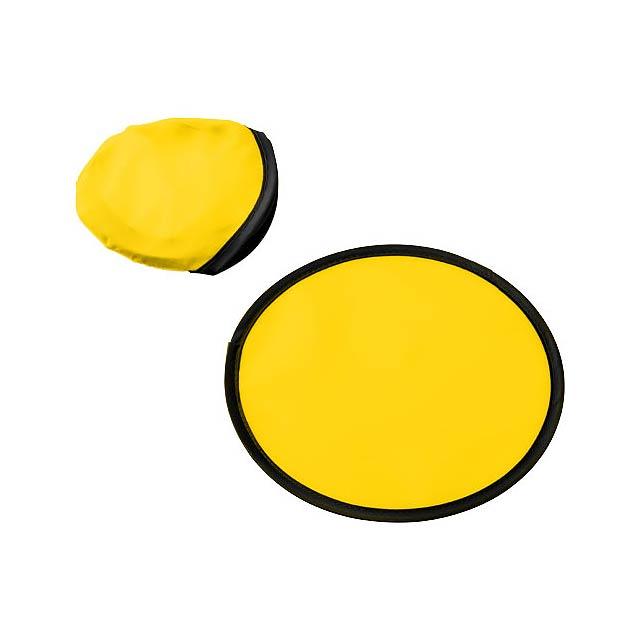 Frisbee Florida se sáčkem - žlutá