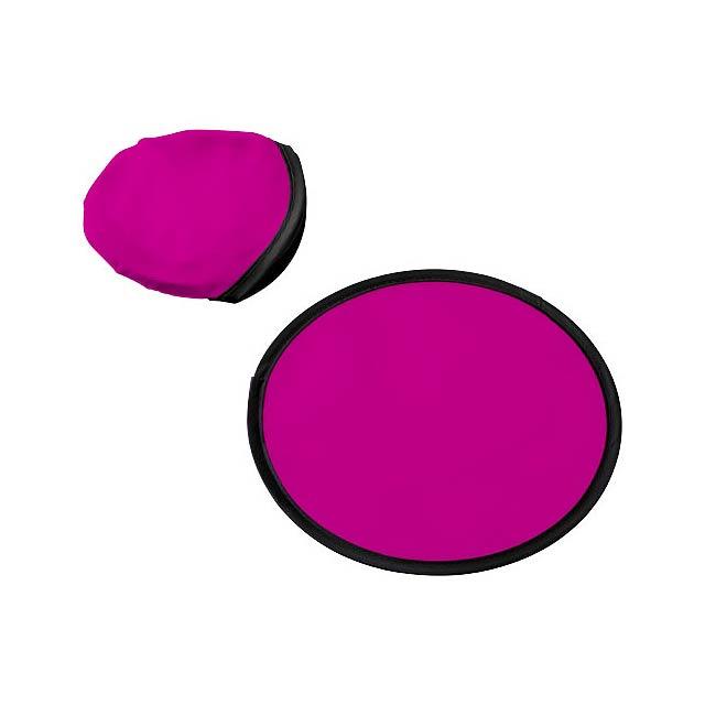 Frisbee Florida se sáčkem - fuchsiová (tm. růžová)