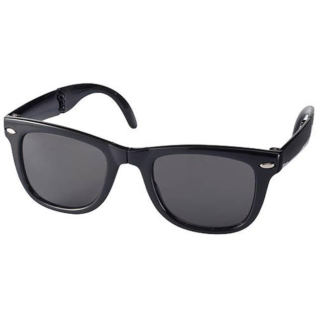 Skládací sluneční brýle - černá