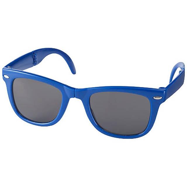 Skládací sluneční brýle - modrá