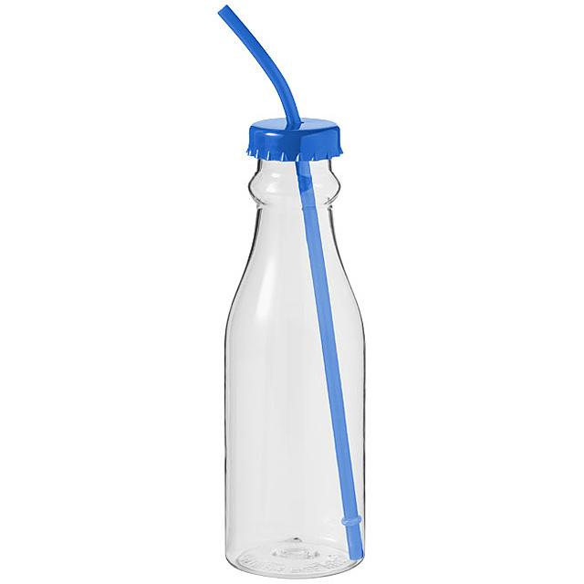 Láhev Soda - královsky modrá