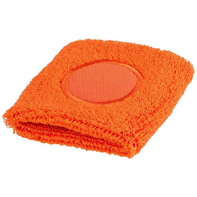 Potítko na ruku Hyper - oranžová