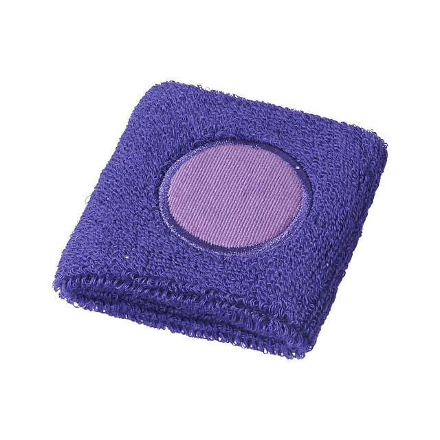 Potítko na ruku Hyper - fialová