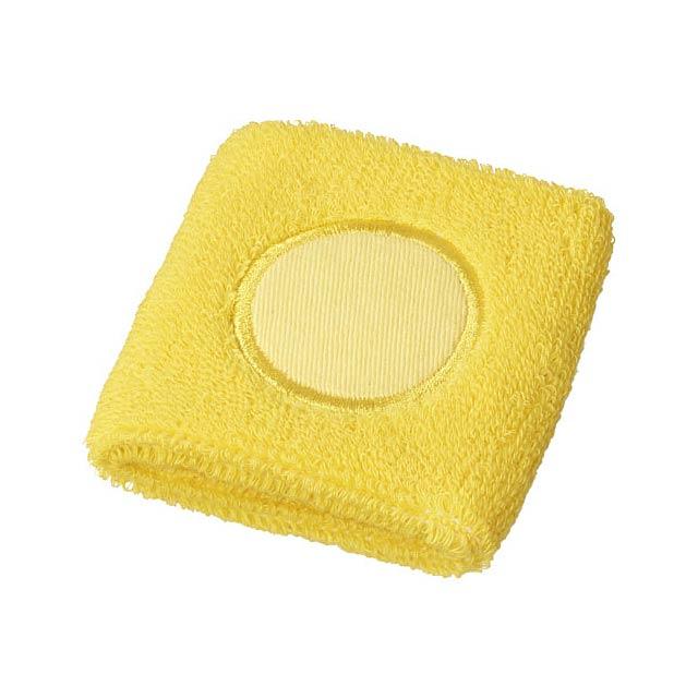 Potítko na ruku Hyper - žlutá