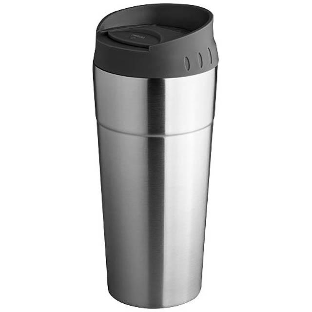 Termohrnek Zissou - stříbrná