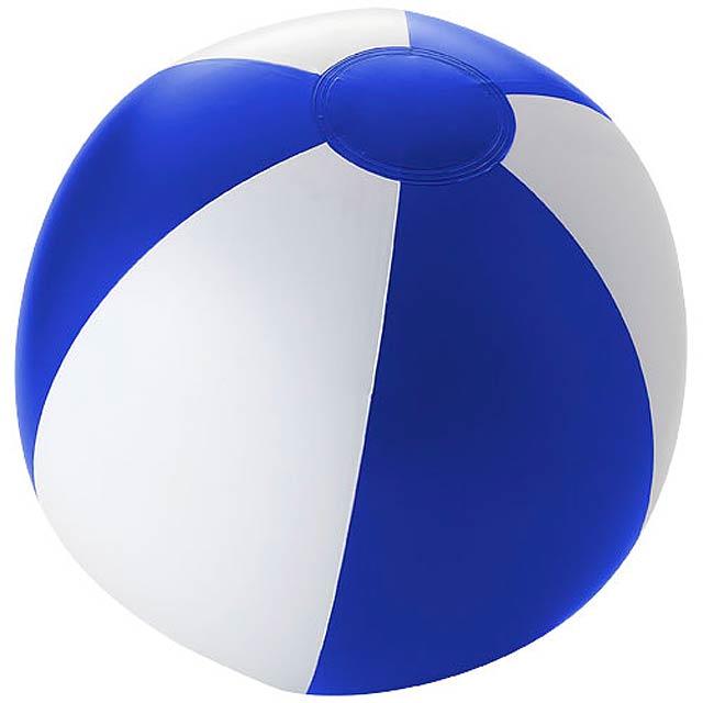 Pevný plážový míč Palma - královsky modrá