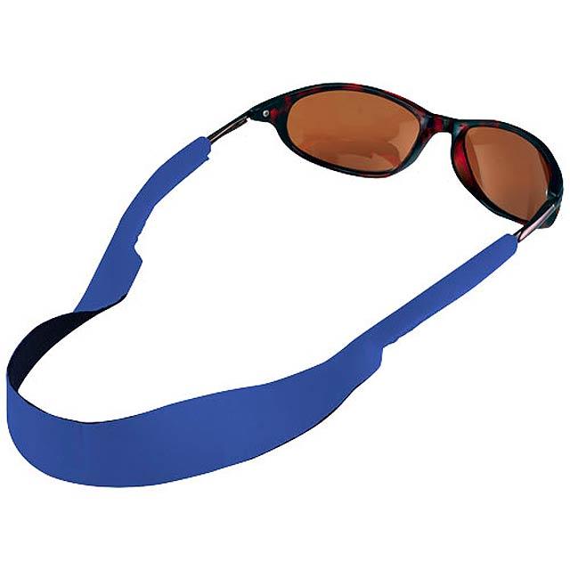 Tropics sunglasses strap - royal blue
