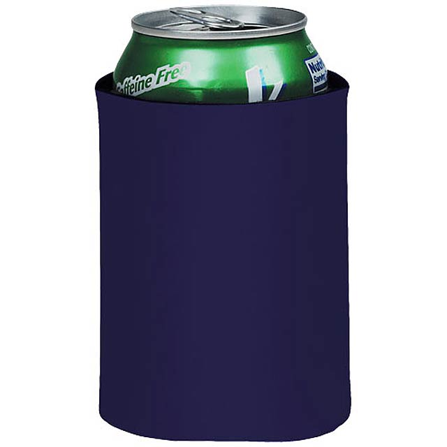 Crowdio collapsible drink insulator - blau