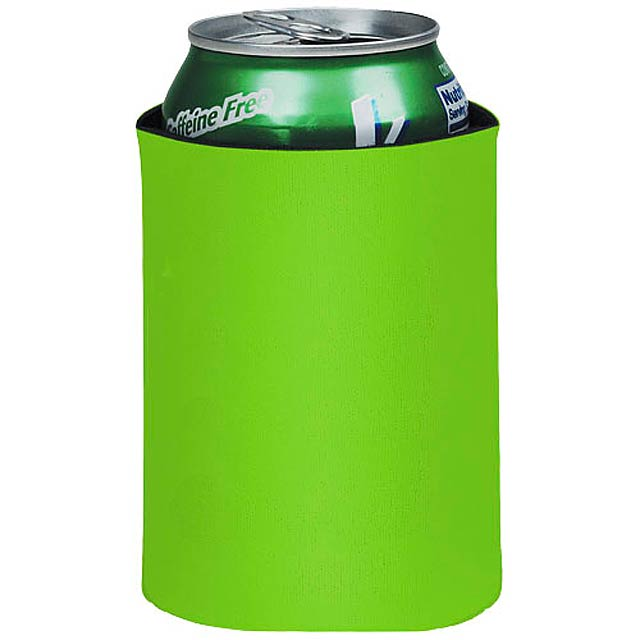 Crowdio collapsible drink insulator - zitronengelb