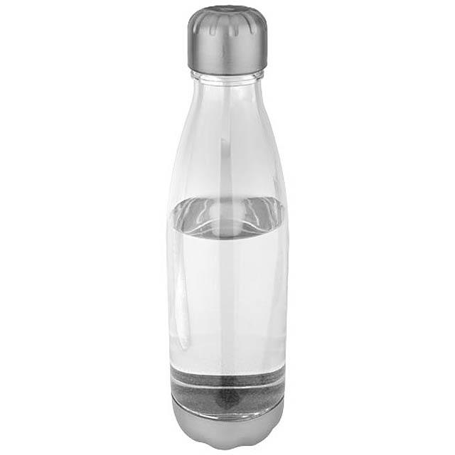 Sportovní láhev Aqua - transparentní