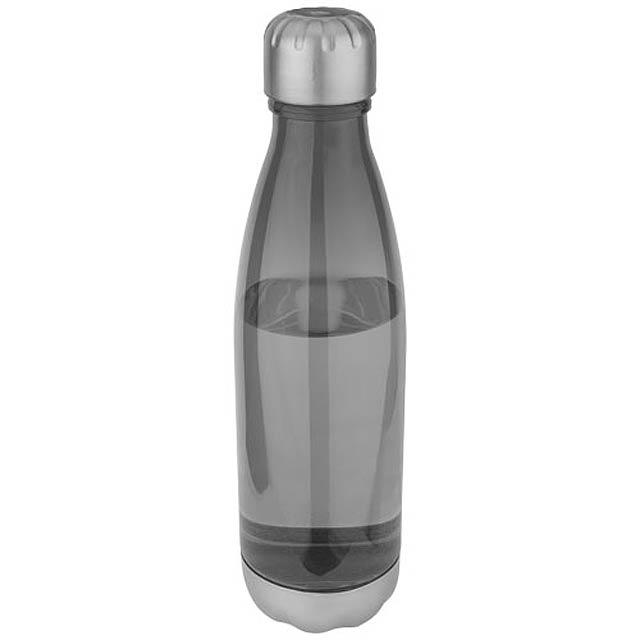 Sportovní láhev, Aqua - šedá