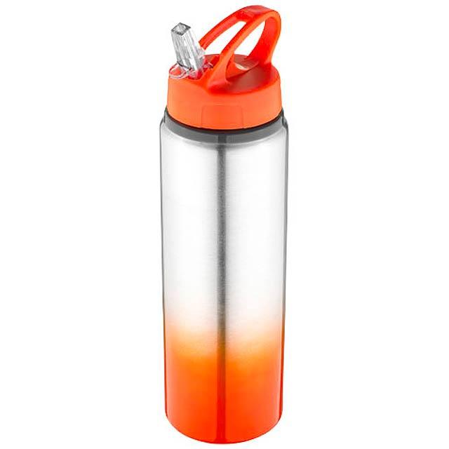 Láhev Gradient - oranžová