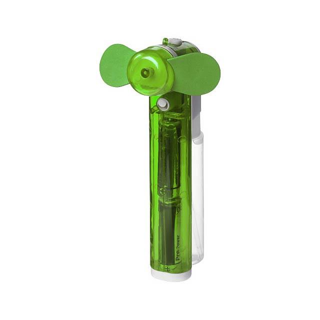 Kapesní vodní ventilátor Fiji - citrónová - limetková
