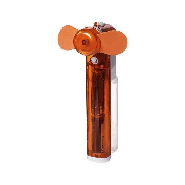 Kapesní vodní ventilátor Fiji - oranžová