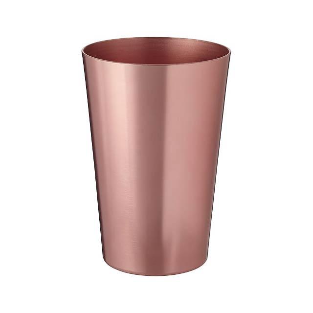 Pivní sklenice Glimmer - růžová