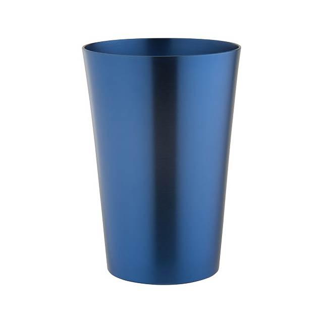 Pivní sklenice Glimmer - modrá