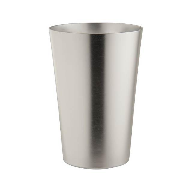 Pivní sklenice Glimmer - stříbrná
