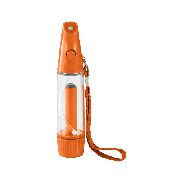 Vodní rozprašovač Easy-breezy - oranžová