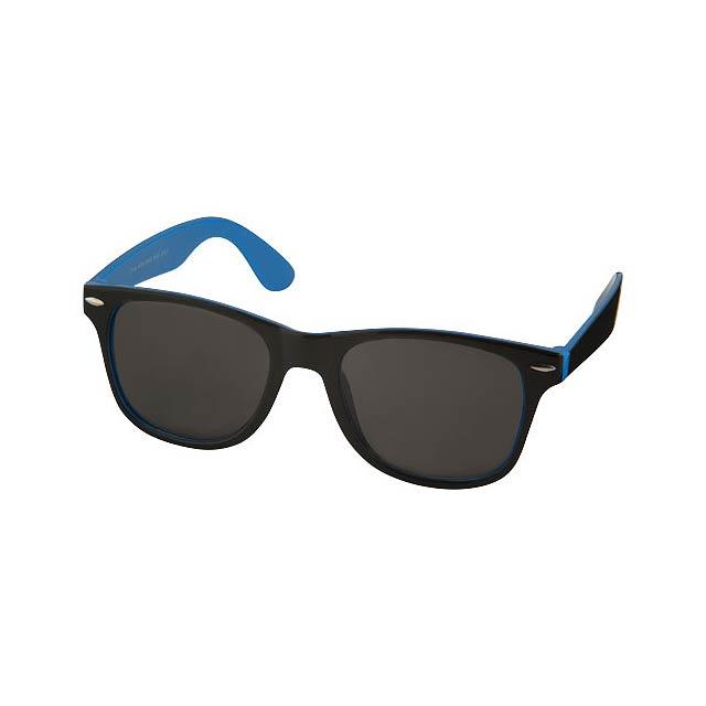 Sluneční brýle Sun Ray s dvoubarevnými odstíny - modrá
