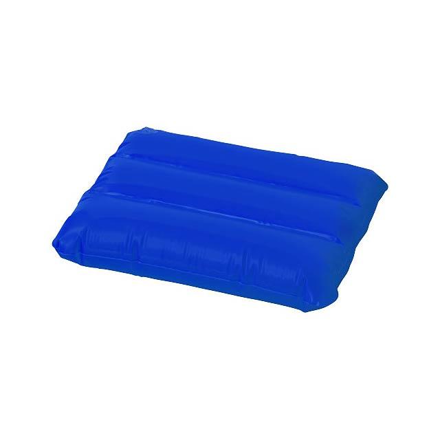 Nafukovací polštář Wave - modrá