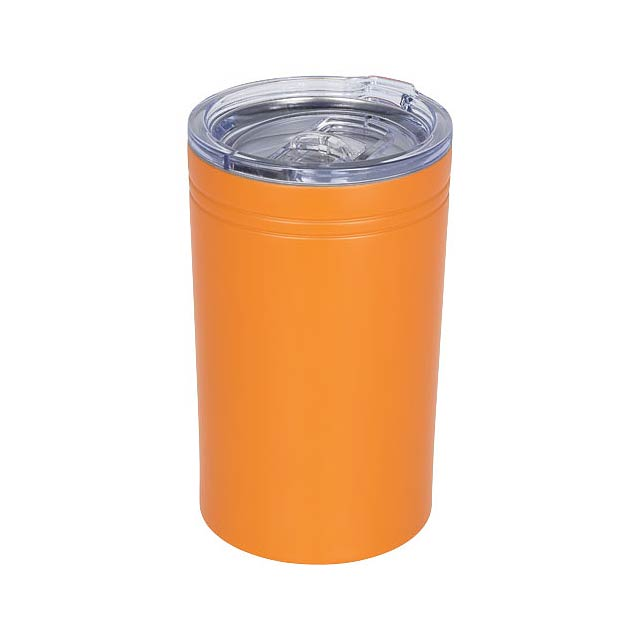 Termohrnek a termoska Pika 330 ml s vakuovou izolací - oranžová