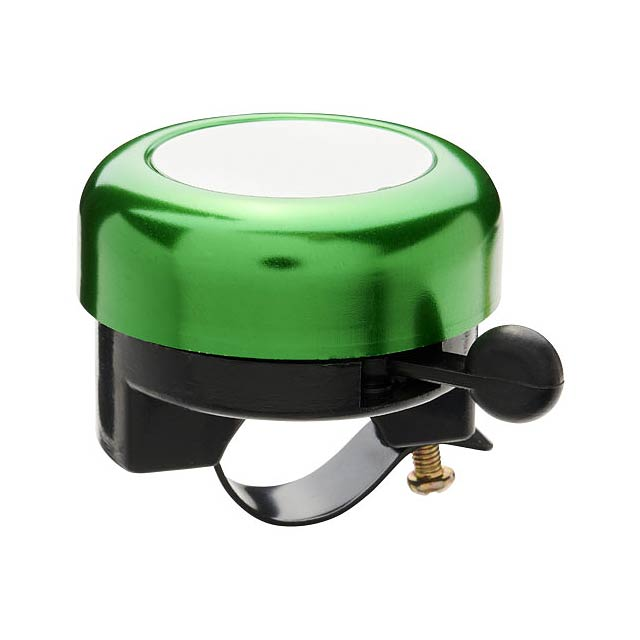 Tringtring aluminium bicycle bell - green