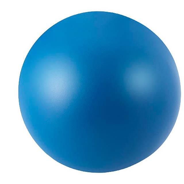 Antistresový míč Cool - modrá