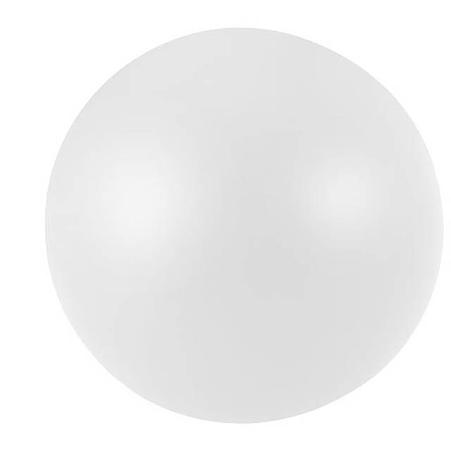 Antistresový míč Cool - bílá