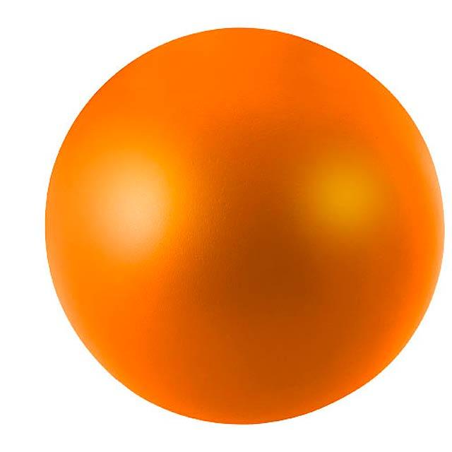 Antistresový míč Cool - oranžová