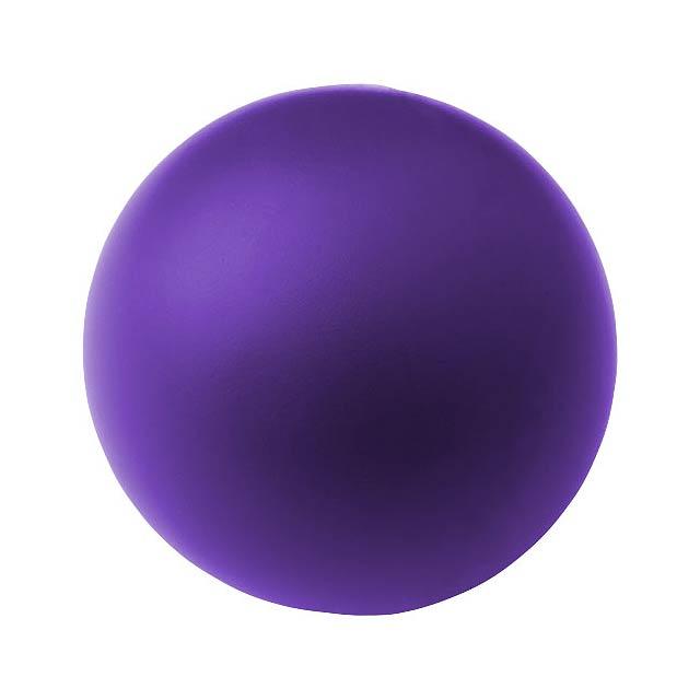 Antistresový míč Cool - fialová