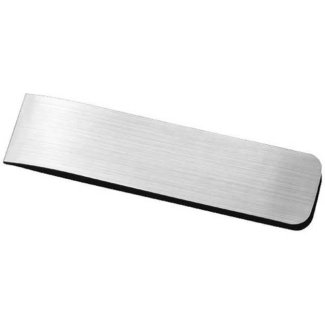 Záložka - stříbrná mat
