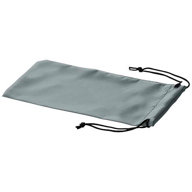 Sagol sunglasses pouch - grey