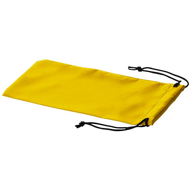 Sagol sunglasses pouch - yellow