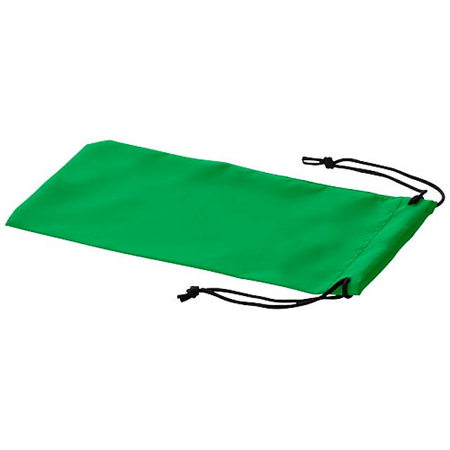 Sagol sunglasses pouch - lime