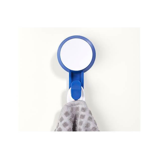 Přísavný háček Stick - modrá