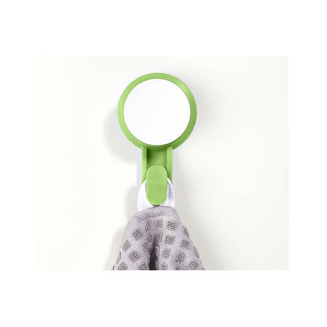 Přísavný háček Stick - zelená