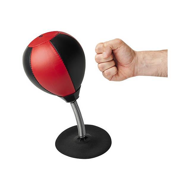 Stolní boxovací míč Alcina - černá