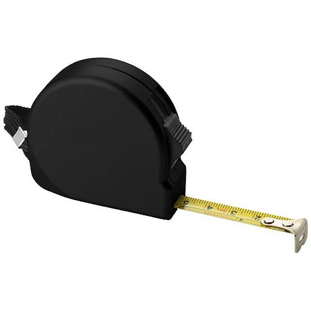 Měřicí pásmo Clark, 3 m - černá