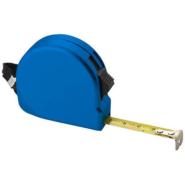 Měřicí pásmo Clark, 3 m - královsky modrá