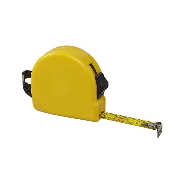Měřicí pásmo Clark, 3 m - žlutá