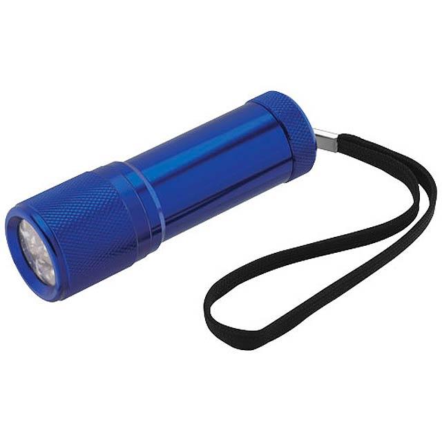 LED minisvítilna Mars - královsky modrá