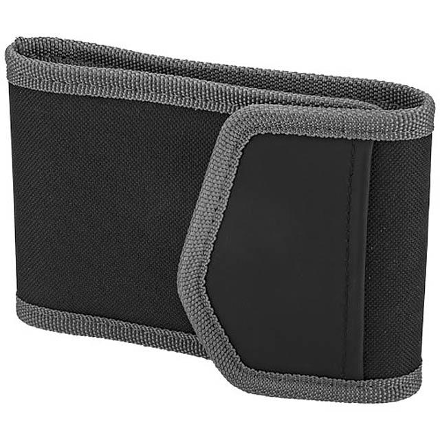 24dílná sada nářadí Pockets v malém pouzdře - černá