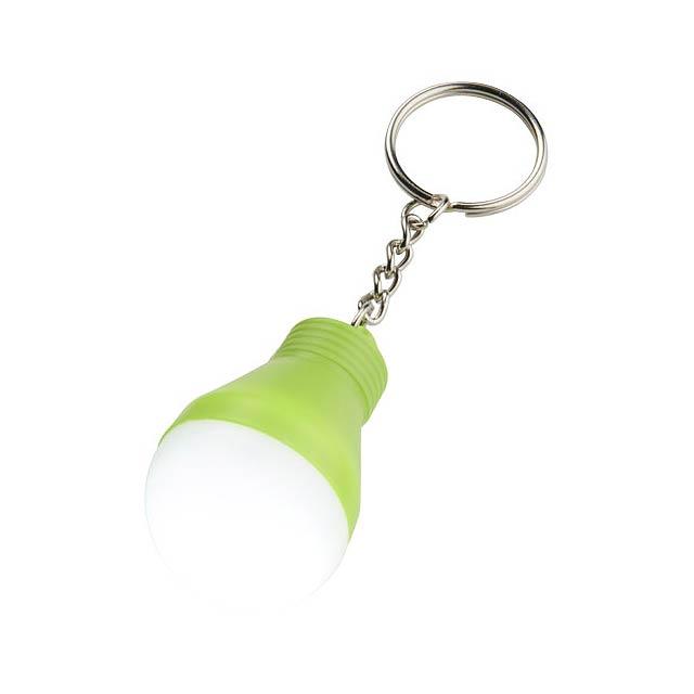 Aquila LED světlo na klíče - citrónová - limetková