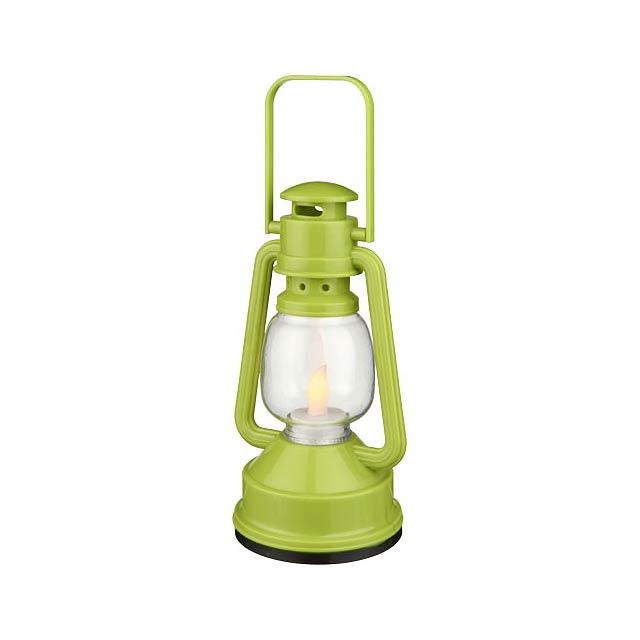 LED lucerna Emerald - citrónová - limetková