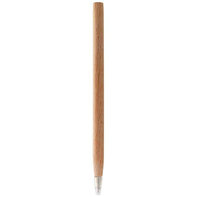 Arica hölzerner Kugelschreiber - Beige