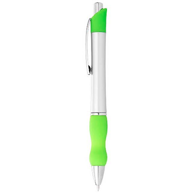 Bubble kuličkové pero zn. Scripto - zelená